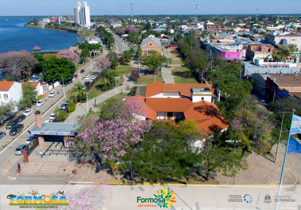 Predio Ferial Vuelta Fermosa de la Costanera (Formosa, Argentina)